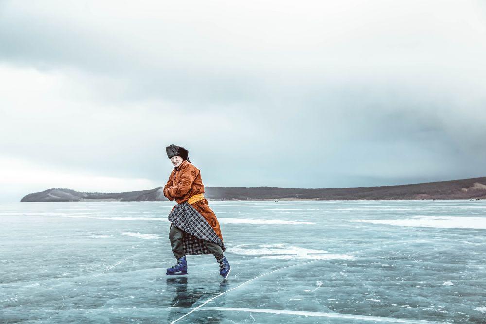Mongolia Ice Festival