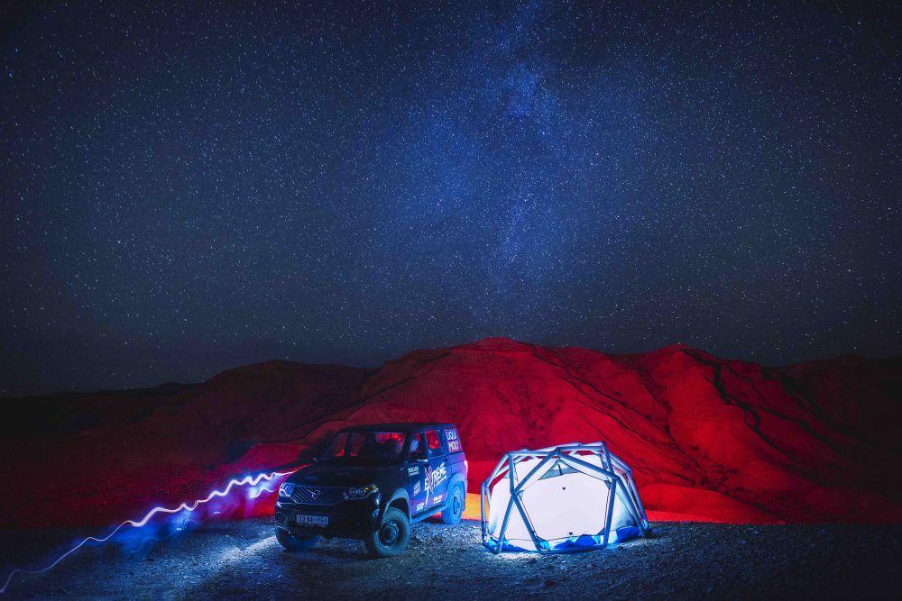 Liqui Moly Extreme Mongolia 4x4 roadtrip travel journey to white stupa tsaagan suvarga camping under stars