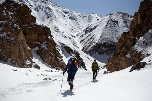 Baga Bogd Mountain