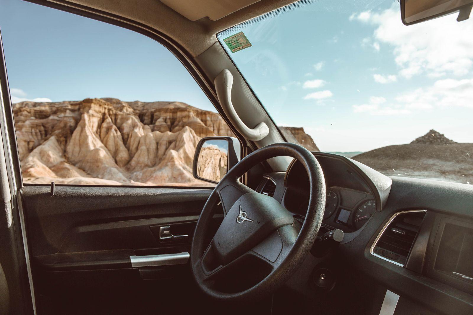 UAZ Patriot Car Rental Mongolia
