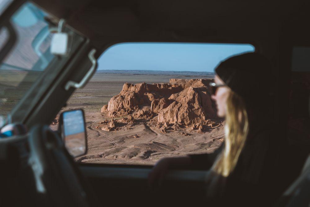 Follow the Tracks Mongolia Photography Tour