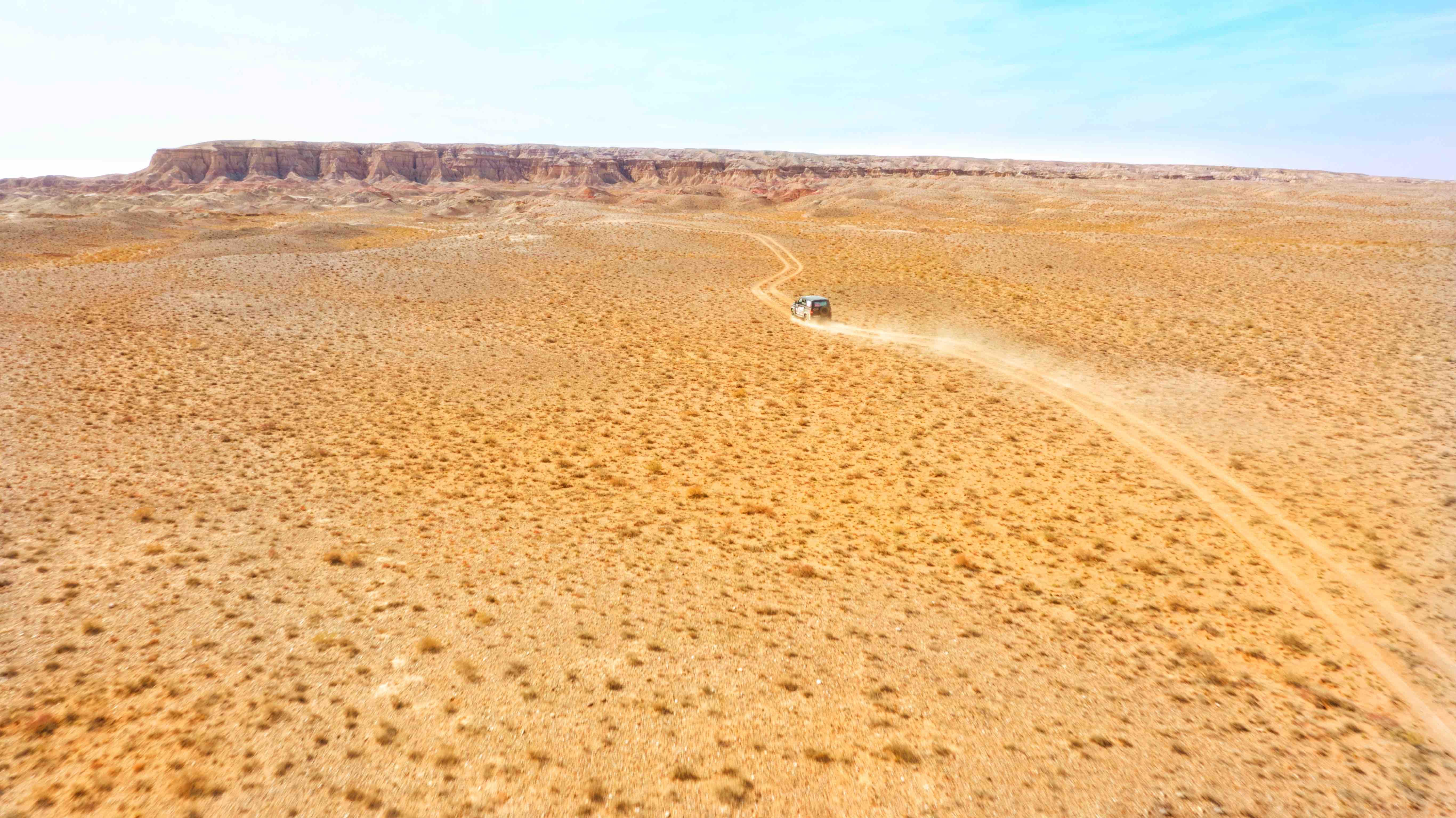 Mongolia Offroad