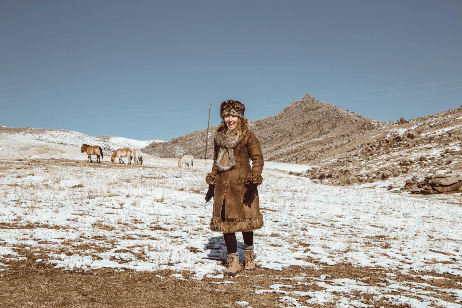 Khustain National Park Mongolia