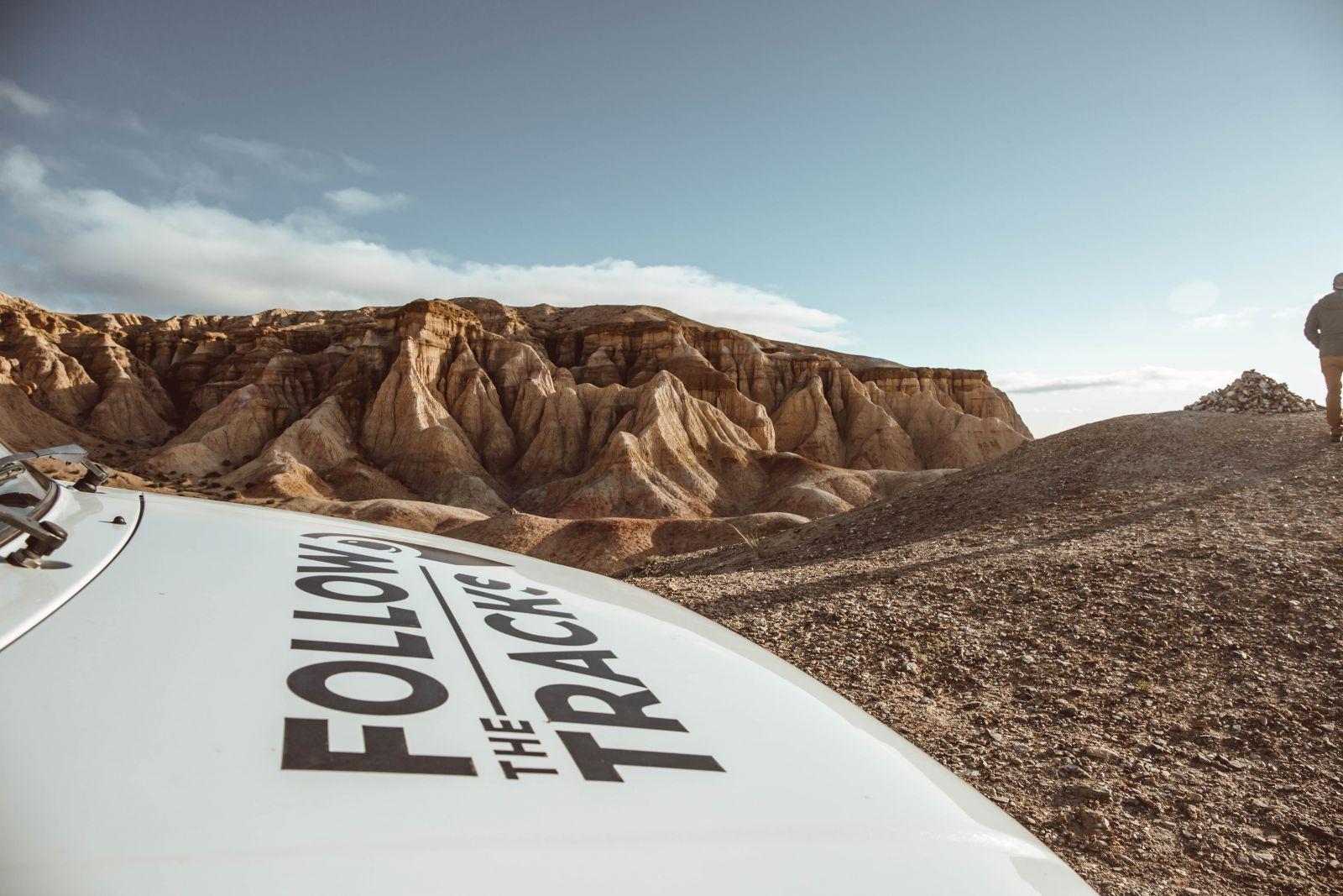 Follow the Tracks Rent a Car Mongolia