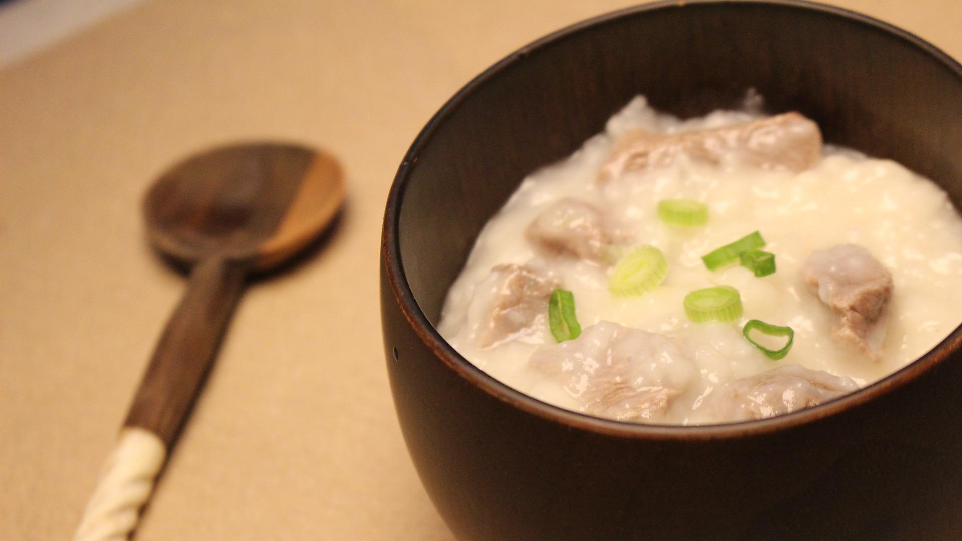 Bantan mongolische Supper