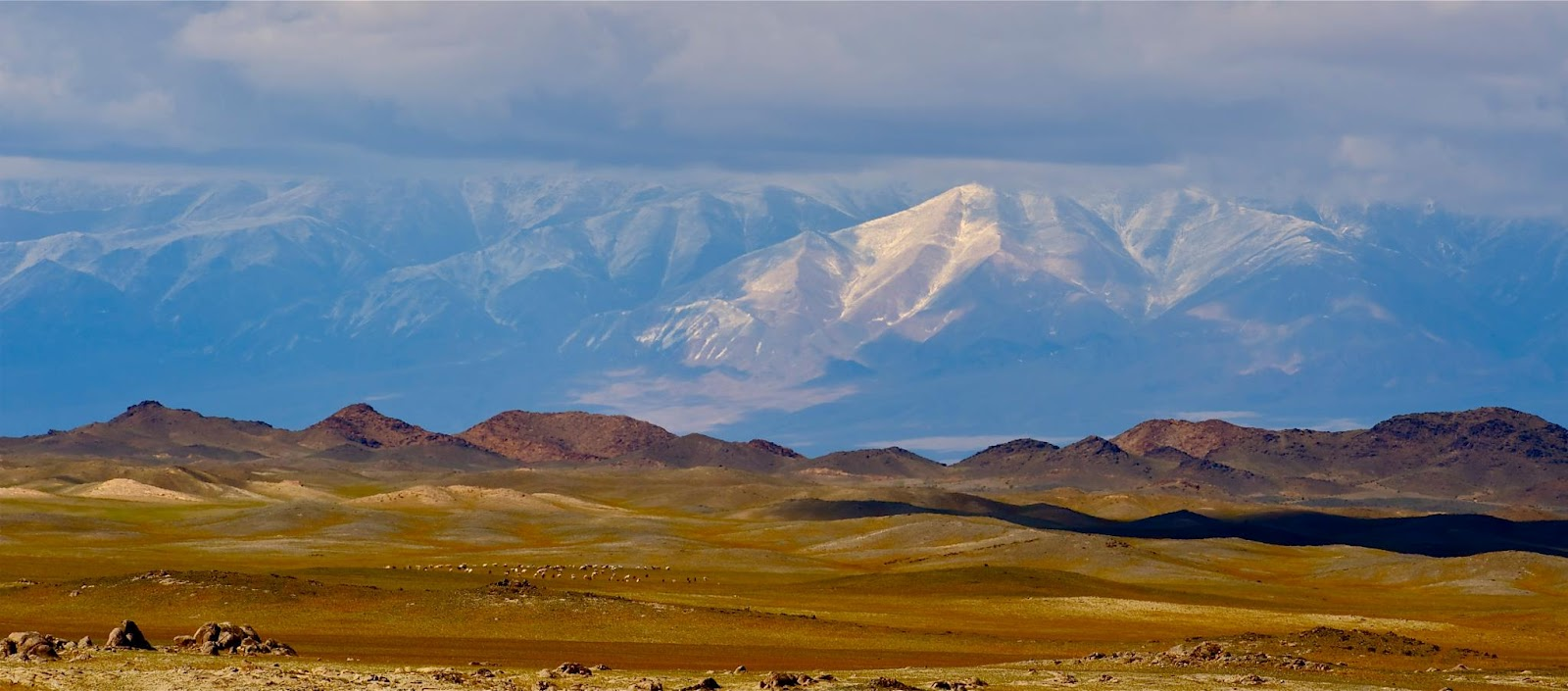 Ikh Bogd Mountain