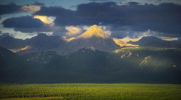 Delgerkhaan Mountain