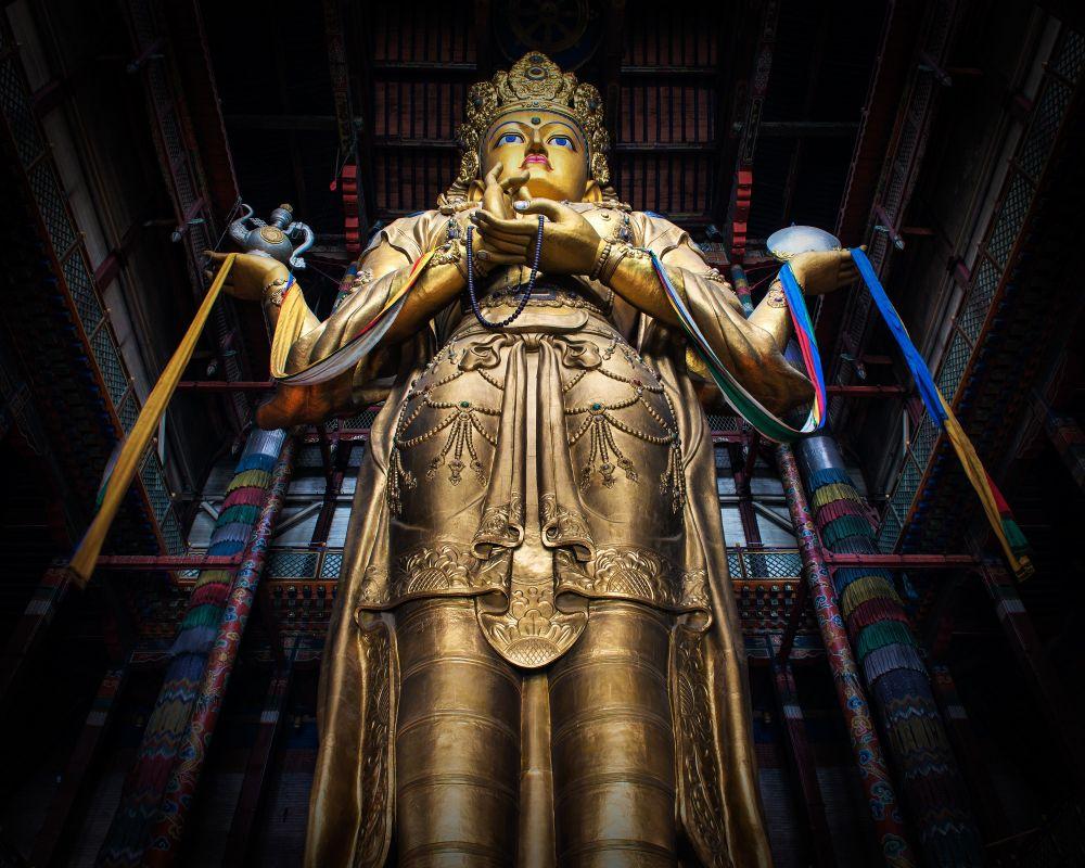 Gandan Monastry