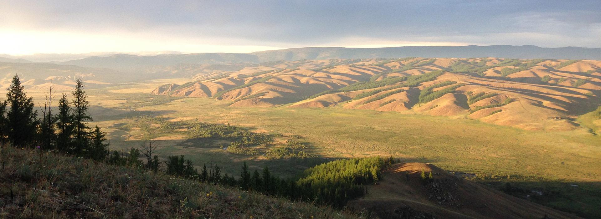 Khangai Mountains National Park